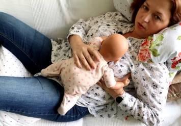 Online předporodní kurz kojení